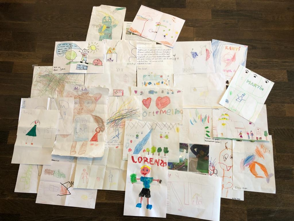 Briefe unserer Kinderhauskinder