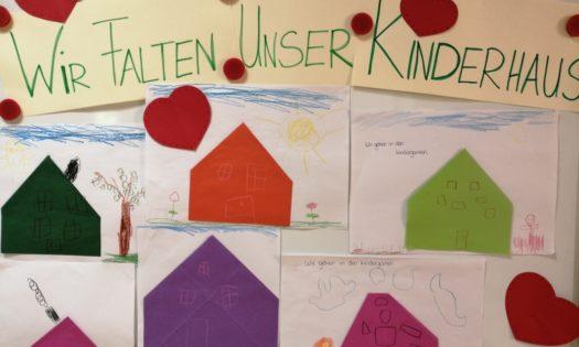 Unser Kinderhaus aus Kindersicht